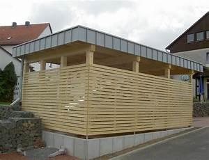 Carport Dach Holz : projekte dachbegr nung schminke dach fassade ~ Sanjose-hotels-ca.com Haus und Dekorationen