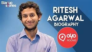 Ritesh Agarwal Biography | Success Story of 21 year old ...