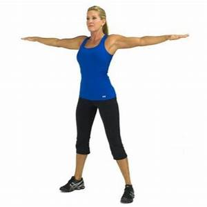 Raised Arm Hold - Exercise How-to