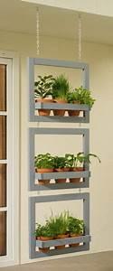 Schaukel Für Balkon : eine schaukel f r ihre kr uter kreativ home ~ Lizthompson.info Haus und Dekorationen