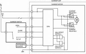 Bg 3647  Wiring Diagram For Sunroof Schematic Wiring