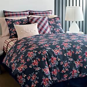 tommy hilfiger rustic floral comforter and duvet sets from beddingstyle com