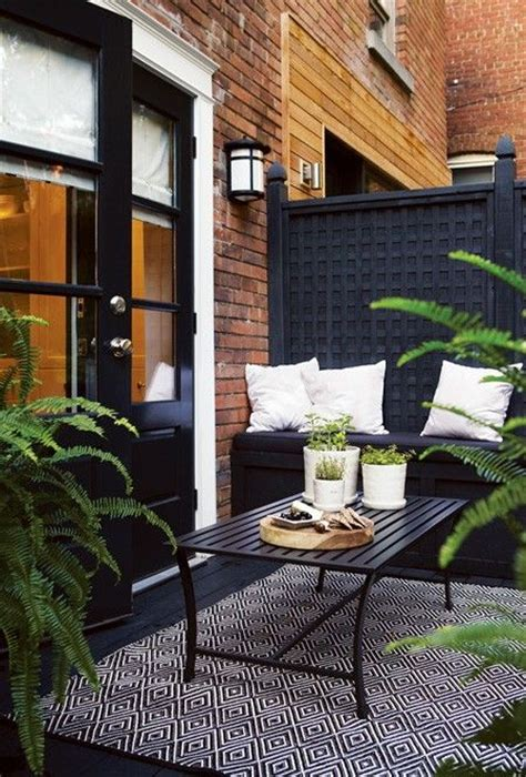 contemporary bathroom designs for small spaces 33 awesome small terrace design ideas digsdigs