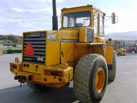 used volvo l70 wheel loaders year 1992 for sale mascus usa