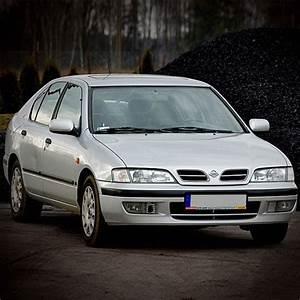 Nissan Primera W  Spoiler P11 1996 Boot Gas
