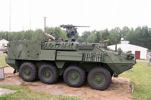 Stryker NBC RV M1135 General Dynamics Nuclear Biological ...