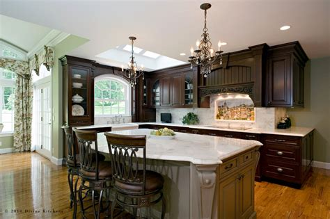 kitchen cabinets for 9 foot ceilings traditional bar stools kitchen traditional with 9 foot 9152