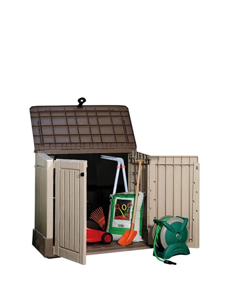keter woodland storage shed 30 buy cheap plastic garden furniture compare sheds