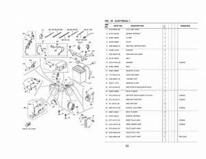 Yamaha Bruin Wiring Diagram