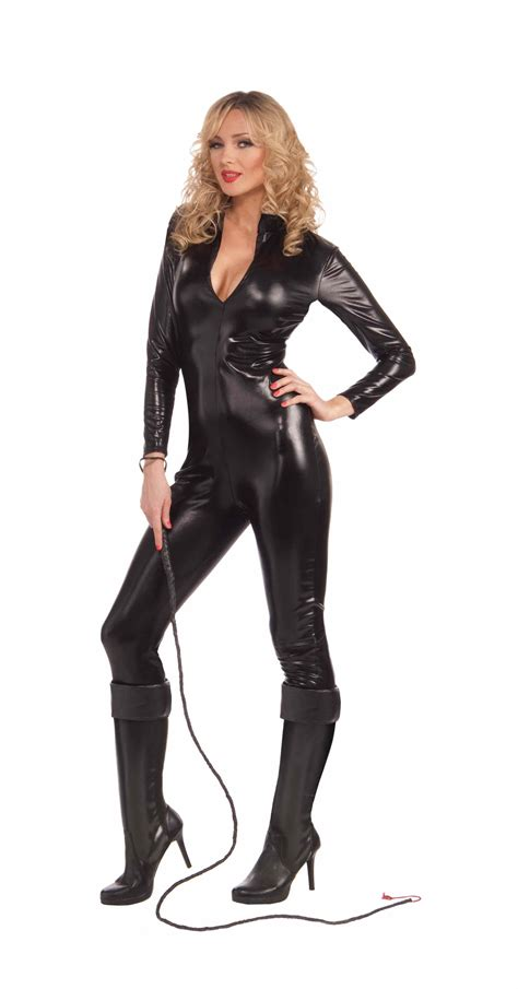 Adult black bodysuits