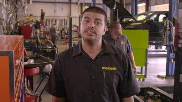 exhaust system muffler repair shop   meineke