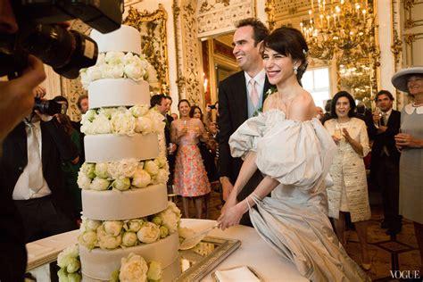Caroline Sieber's Wedding In Austria