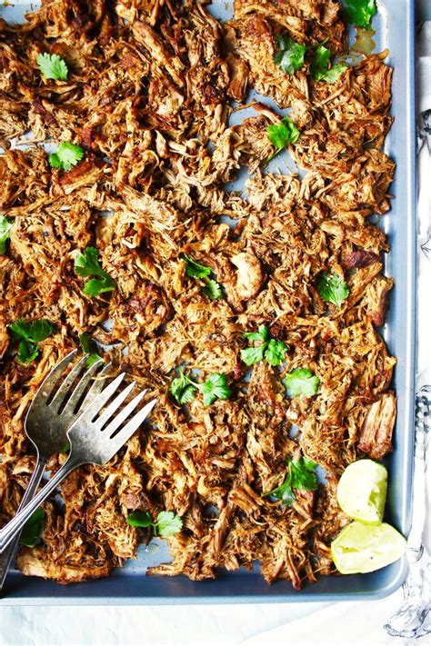 Use up leftover pork from a sunday roast in these easy dinners. Crispy Slow Roasted Carnitas | Recipe | Slow roasted pork ...