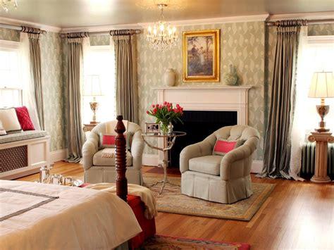 stylish home design ideas bedroom window treatment ideas  hgtv