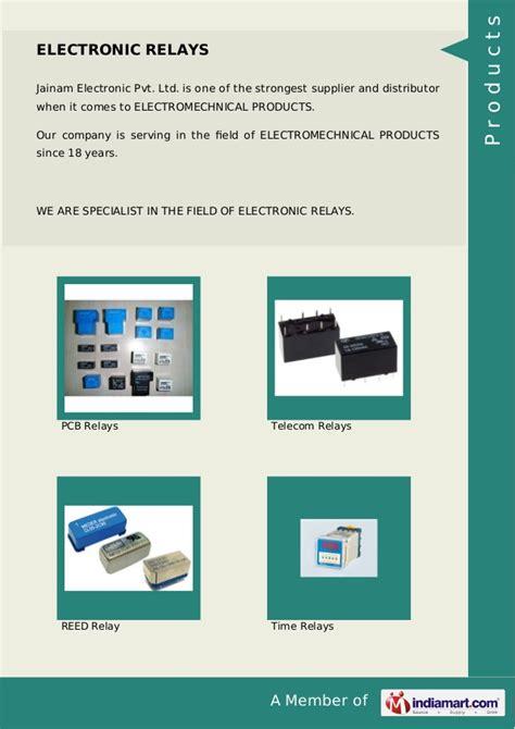 Jainam Electronics Pvt Ltd