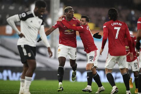 Fulham vs Manchester United player ratings as United take ...