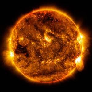 NASA's SDO Spots M-Class Solar Flare | Astronomy | Sci ...