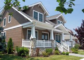 Craftsman Style Home with Front Porch
