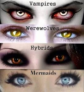 Eyes of the paranormal. For me, there are two types of ...