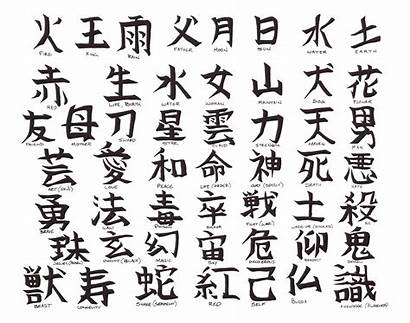 Chinese Tattoos Symbols Meaning Designs Tattoo Letters