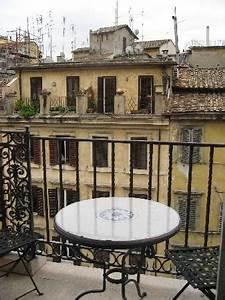 balkon mit ausblick picture of hotel locarno rome rome With katzennetz balkon mit may garden hotel alanya