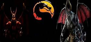 Mortal Kombat Onaga the Dragon King vs. True Ogre by ...
