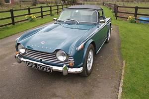 1967 Triumph Tr4a With Surrey Top Sold