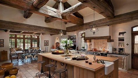deserte cuisine cuisine de ferme moderne 25 idées créatives