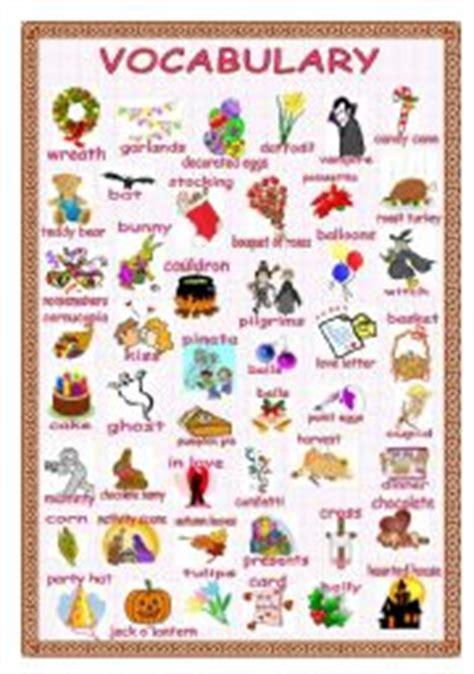 english exercises birthday vocabulary