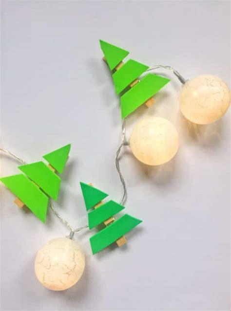 lichterkette kugeln selber machen lichterkette mit tannenb 228 umen selber machen handmade kultur