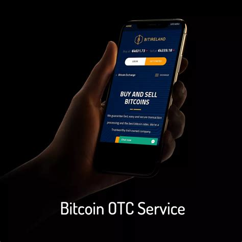 Cryptocurrency otc desks appeared shortly after the bitcoin whitepaper. Bitcoin OTC -Corporate Bitcoin Exchange with OTC BTC Service | BitIreland