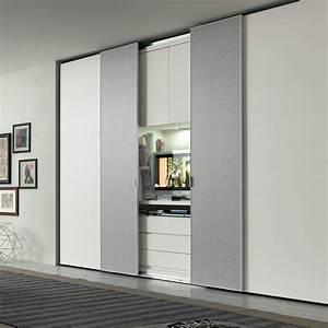 armadio camera da letto con vano tv: vovell bagno colorato moderno ... - Armadio Porta Tv Camera Da Letto