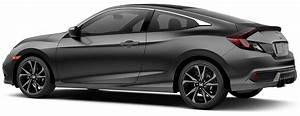 2019 Honda Civic Sport Coupe Black