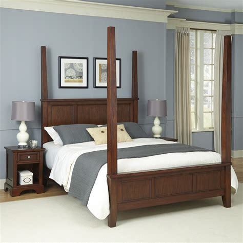 home styles chesapeake  poster  piece bedroom set