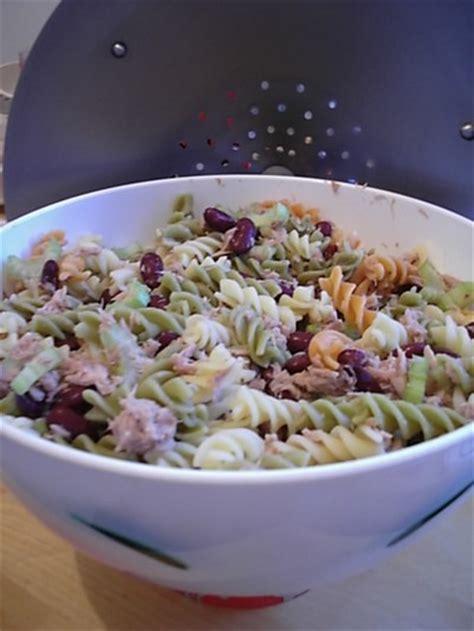 recette salade de p 226 tes au thon facile et rapide