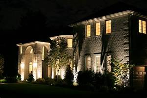 Led landscape lighting ideas for nj homes