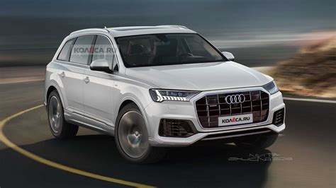 2020 Audi Q7 by 2020 Audi Q7 Facelift Should Look Like This Autoevolution