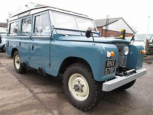Used 1968 Land Rover Series Ii 109 2 6 Station Wagon For Sale In Worcestershire