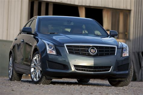 Cadillac Ats Awd Review 2013 cadillac ats 3 6 awd review photo gallery autoblog