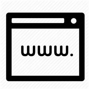 Browser, internet, url, web, website, www icon | Icon ...