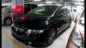 2005 Honda Odyssey Absolute At Japanese  Jdm  Car Auction