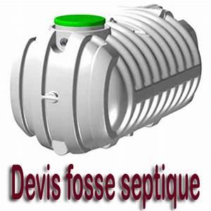 Fosse Toutes Eaux Prix : les types de fosse de vidange de r tention b tonn e ou ~ Edinachiropracticcenter.com Idées de Décoration
