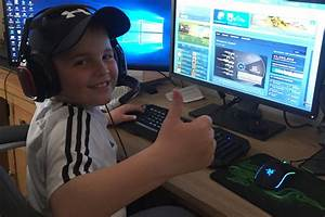 Father of UK CSGO kid says his son was 'over the moon ...