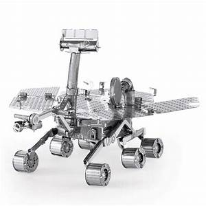 Mars Rover Metal Earth Model Kit - Fascinations - Space ...