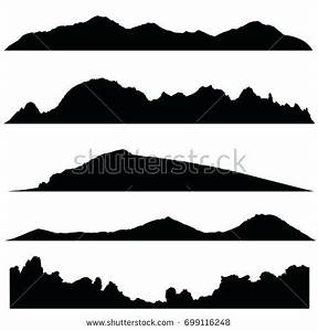 Rolling Hills Silhouette at GetDrawings.com | Free for ...