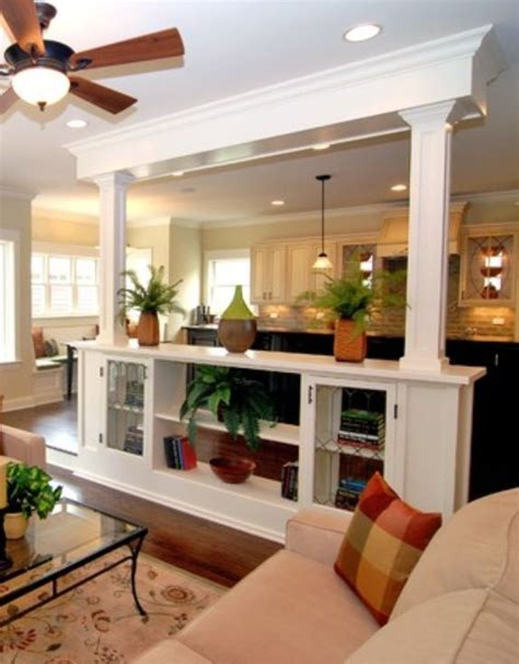 image result  opening  basement stairway  kitchen  living room kitchen ideas living room kitchen load bearing wall  walls