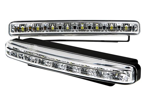 led daytime running light kit led fog lights and drls
