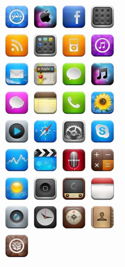 App Icon Mobile Icons Phone Application Cell