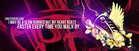 heart beats faster facebook cover profile cover