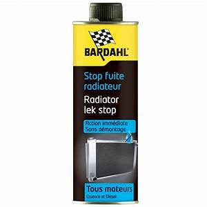 Fuite Radiateur Chauffage : stop fuite radiateur 500 ml bardahl ~ Medecine-chirurgie-esthetiques.com Avis de Voitures